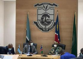 Case of Namibian killings by BDF complete