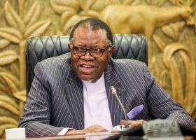 President Geingob to meet with US Congress members and Congressional Black Caucus