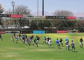 National Rugby players get much-needed game time