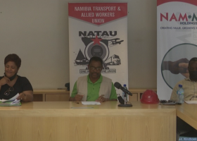 NATAU plans daily protest over alleged unfair working conditions at TransNamib