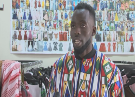 Mondernisng cultural attire will attract more young people to don the clothes- Namibian model
