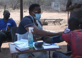 MoHSS, Grootfontein Constituency Office  aim to vaccinate 80% of constituency's population