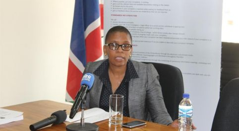 Justice Minister launches 'We Care Project' and Boys Club
