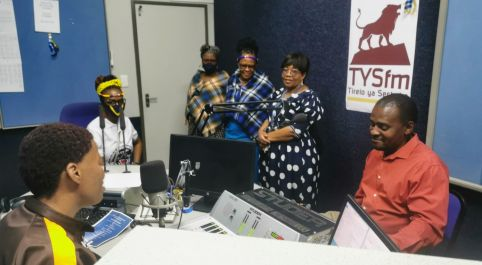 NBC launches new regional office in Gobabis to house 'Tirelo ya Sechaba FM'