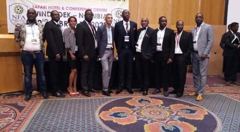 FIFA urges NFA leadership to make peace and work together