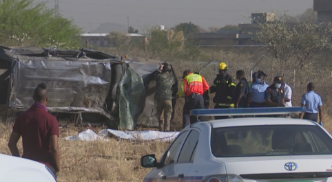 Car accident on Windhoek's Western Bypass claims one life