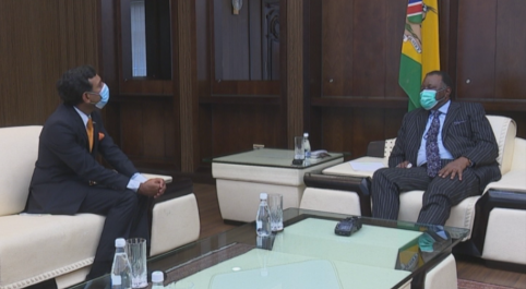 Namibia, India to establish Joint-Ministerial Commission