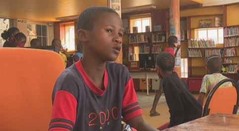 Omaheke Regional Library in Gobabis proves invaluable resource to primary school learners