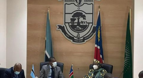 Namibia, Botswana mutually agree to resolve conflict along the two countries' common borders