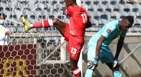 Brave Warriors miss out on World Cup qualification